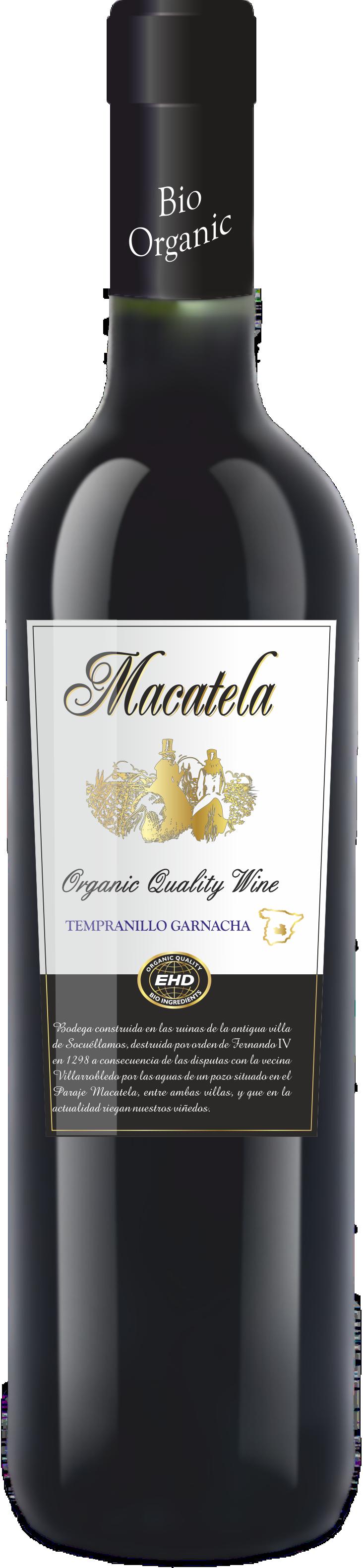 Macatela Temp. Garn. 75 CL